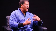 Neil deGrasse Tyson speaks onstage at the 'Nat Geo Further Base Camp' at SXSW 2017 - Day 3 on March 12, 2017 in Austin, Texas
