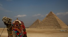 Pyramid Buried in Mystery