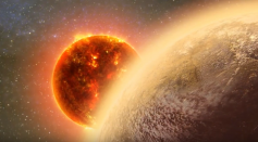 GJ 1132b Atmosphere Detected Around Alien Earth Like Planet for the First Time Ever