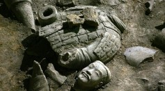 Ancient Rome treasures discovered