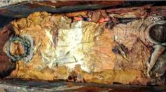 Ancient Greek Treasure Found In Mongolian Burial