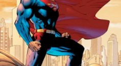 Superman has a genetic makeup that gives him superhuman strength