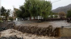 Los Angeles Area Continues To Receive Record Rain Fall