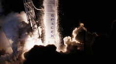 SPACEX HAS REUSED ITS FIRST-STAGE BOOSTER ROCKET TO SUCCESSFULLY LAUNCH ITS SECOND MISSION INTO SPACE