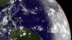 File photo of a satellite image