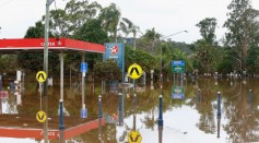 More floods and drought should be expected due to climate change.