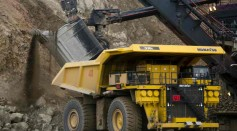 Mongolia's Biggest Foreign Investment The Oyu Tolgoi Mine