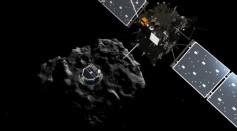 Rosetta Deploys Philae