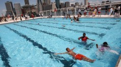 The crypto was mentioned to cause diarrhea contaminates public swimming pools