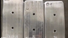Leaked iPhone 8 mold suggests device will be slightly larger than the iPhone 7