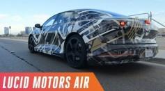 Lucid Motors' Air