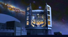 The European Extremely Larger Telescope or E-ELT
