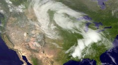 Geostationary Operational Environmental Satellite (GOES) program by National Oceanic and Atmospheric Administration (NOAA) that provide accurate data for U.S. Weather Service.