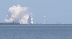 SpaceX - CRS-11 - Static Fire Test - 12 Noon 05-28-2017