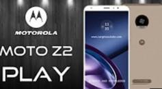 The latest Motorola Moto Z2 Play