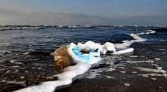 Plastic Pollution At Dangerous Levels In The World's Oceans