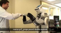 GelSight Technology tactile sensors give robots incredible abilities