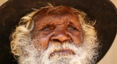 An elder Aborigin