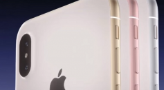 Apple iPhone 8 New concept 3D images