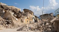 Earthquake Drought