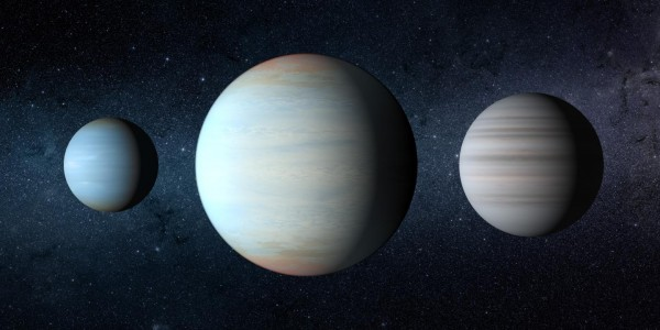 SDSU Astronomers Detected New Neptune-to-Saturn-Size Planet Orbiting Two Planets