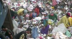 Payatas Dumpsite, Metro Manila, Philippines
