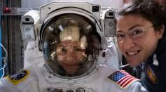 Jessica Meir and Christina Koch, First All-Female Spacewalk Crew