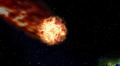 The impact hypothesis states that a bolide impact or the impact of a fragmented comet or asteroid caused the abrupt change 12,800 years ago.