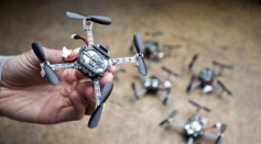 Tiny Lightweight Drones