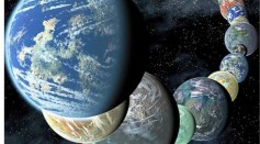 There Is Less Water Than Expected in Exo-Planets, Earth-Like Worlds Should Be Found