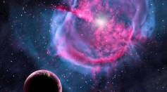 Artist Impression of Kepler Telescope