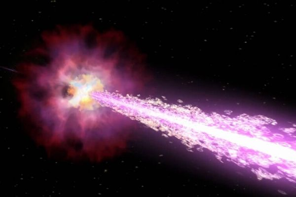 Dark Matter Is the Cause Why Gamma Radiation Is Rampant in All the Universe