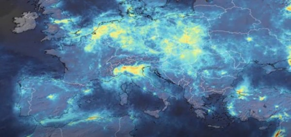 Air Pollution in Italy Drops Dramatically During Coronavirus Outbreak