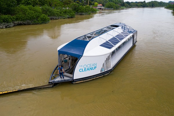 Dutch-non-profit organization, The Ocean Cleanup (TOC) recently launched the Interceptor that is said to clear 80 percent of the rivers all over the world within five years