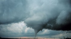 NWS Urged Residents to Take Cover Immediately as an Extremely Dangerous Tornado Hits Texas and Oklahoma on Wednesday