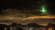 Serendipity: Photographer Captures Once-In-A-Lifetime Meteor By Accident