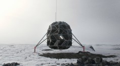 Origami-Inspired Foldable 'Lunark Habitat' Set to Be Tested On Arctic This Fall