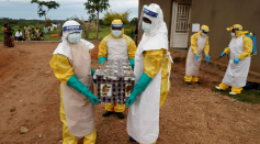 New Ebola and Massive Measles Oubreak Declared in DR Congo Amid COVID-19 Pandemic