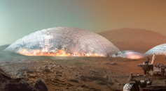 Dubai's Martian City is Currently Being Built by Architects - Here's an Inside Look