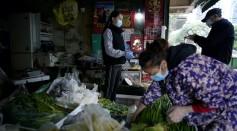 wuhan street market coronavirus lab