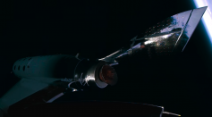 Virgin Galactic Signs with NASA for Private Space Missions Program