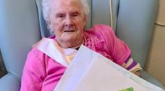 100 year old world war II cancer pneumonia covid-19 survivor