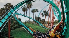 no screaming on rides in Japan theme parks
