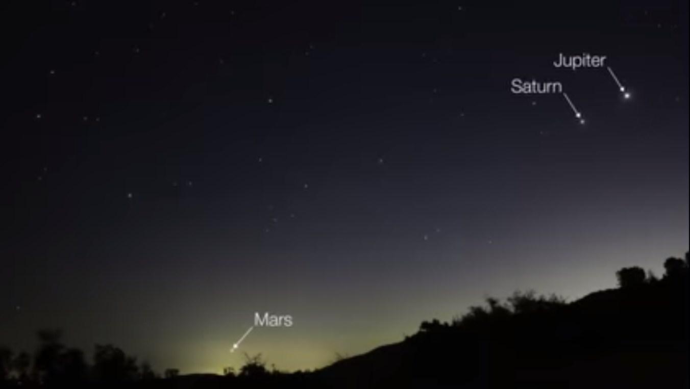 ASSA Bloemfontein: Six naked-eye planets