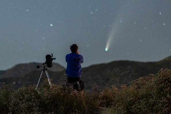 July is the Month of Comet NEOWISE and Other Sightings