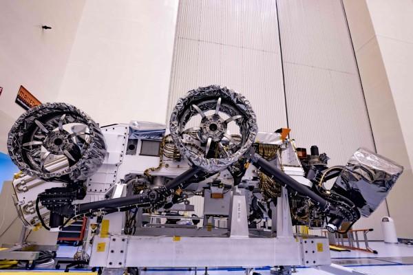 NASA Shares Details on Upcoming Mars Mission
