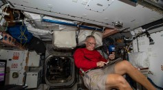 How Does Bacteria Behave in Space?