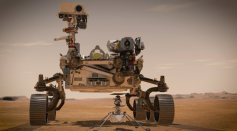Ingenuity: The First Helicopter To Fly on Mars