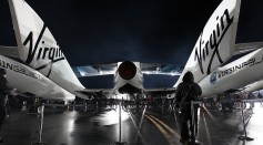 Virgin Galactic's SpaceShipTwo, First Commercial Spacecraft, Unveiled In CA