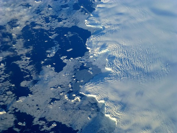 Massive Chunk of Canada's Last Ice Shelf Reduced by More Than Half Creating a Manhattan-Iceberg